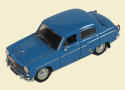 МОСКВИЧ 407 Kultowe Auta 16, blue