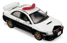 "SUBARU Impreza WRX Sti ""Japan Police"" 2003"