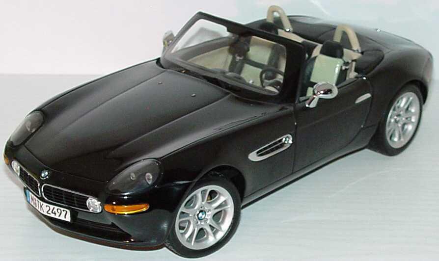 Bmw Z8 E52 2000 Black