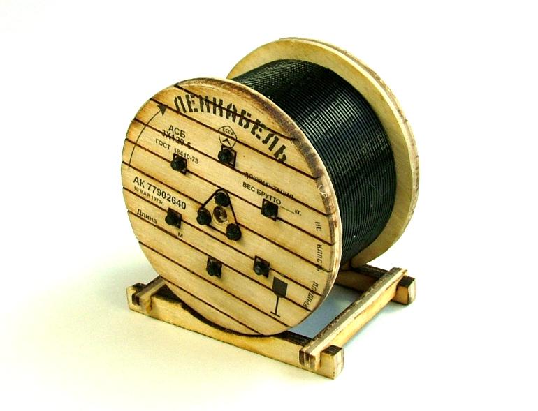 деревянные барабаны для кабеля картинки новый год