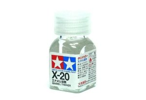 X-20 Растворитель для эмали, 10 мл.