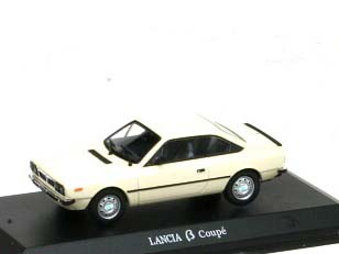 LANCIA Beta coupe, бежевый