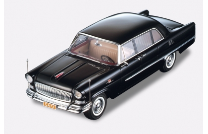 HONGQI CA72 Limousine - Limited Edition, black