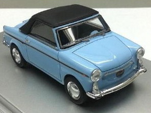 Autobianchi Bianchina Cabrio F 1965 (lightblue)