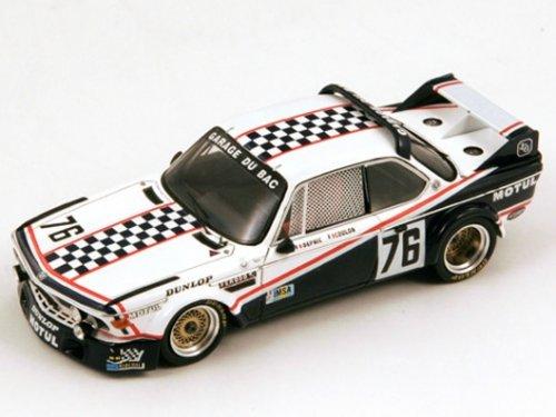 BMW 3.0 CSL #76 DEPNIC - J.Coulon LM (1977), white